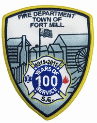 Fire Department Town of Fort Mill