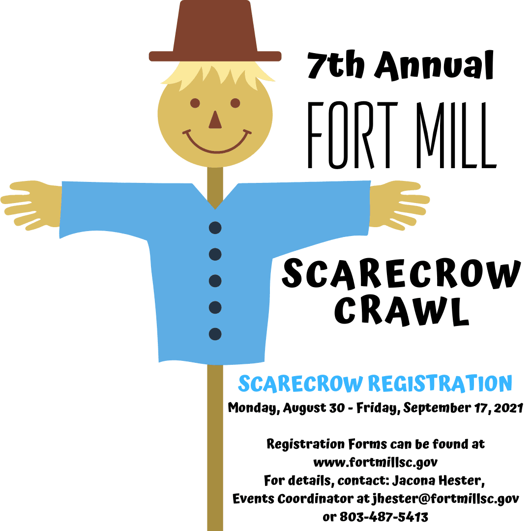 7th Annual Fort Mill Scarecrow Crawl IG