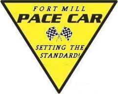 Fort Mill Pace Car Setting the Standard